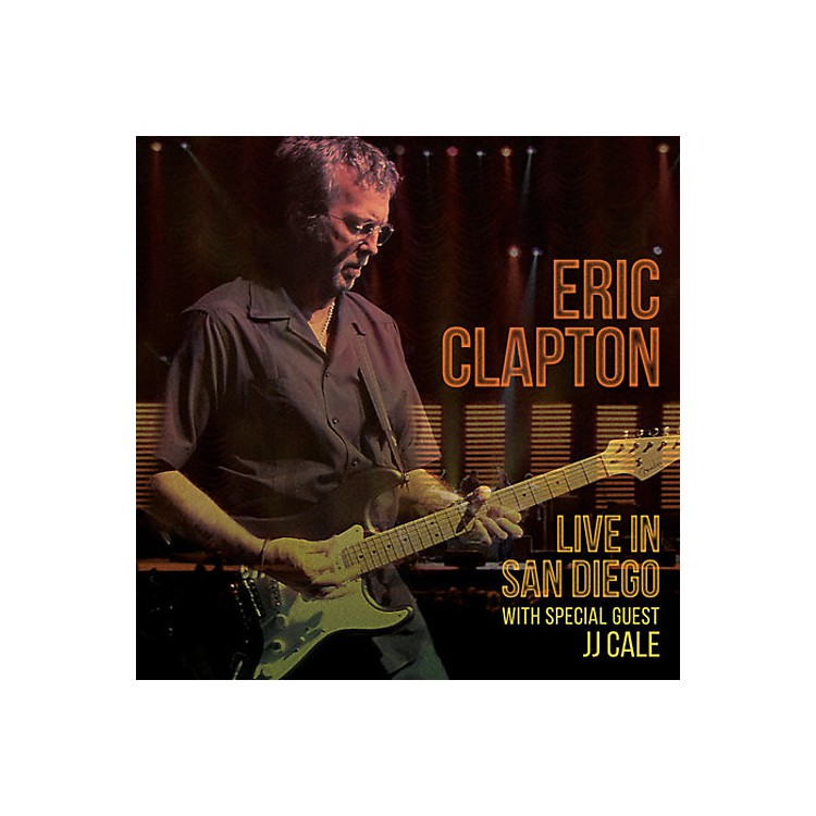 Alliance Eric Clapton - Live In San Diego (with Special Guest JJ Cale)