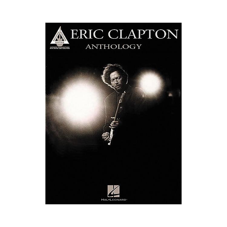 Hal LeonardEric Clapton Anthology Guitar Tab Songbook