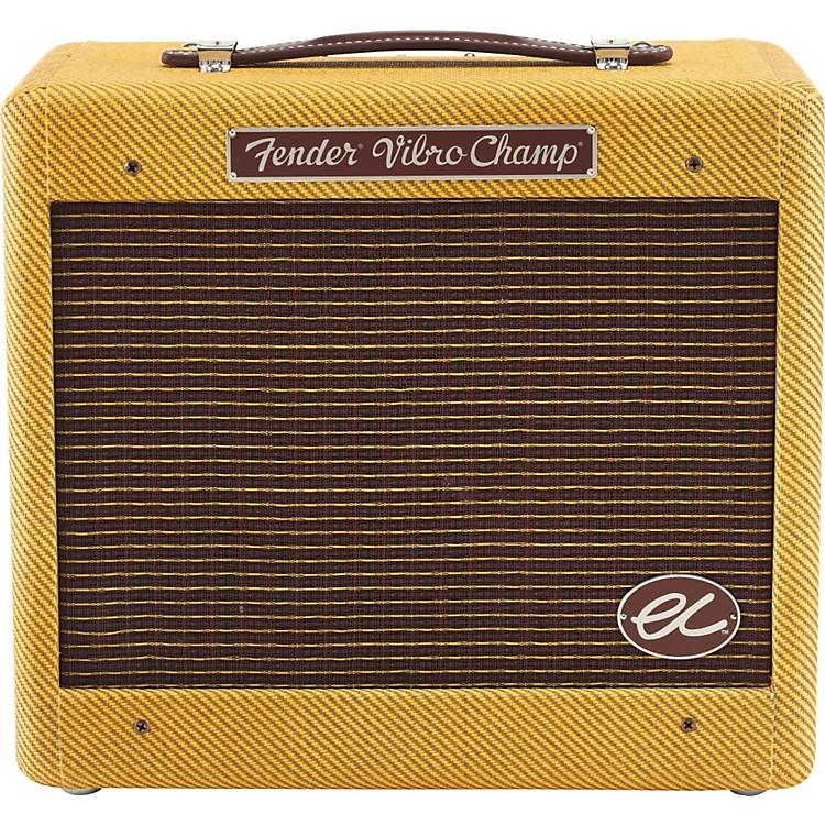 FenderEric Clapton EC Signature Vibro-Champ  5W 1x8 Hand-Wired Tube Guitar Combo Amp