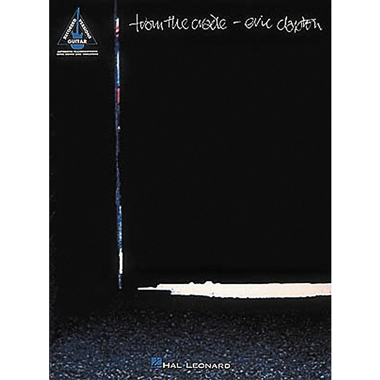 Hal LeonardEric Clapton From the Cradle Guitar Tab Songbook