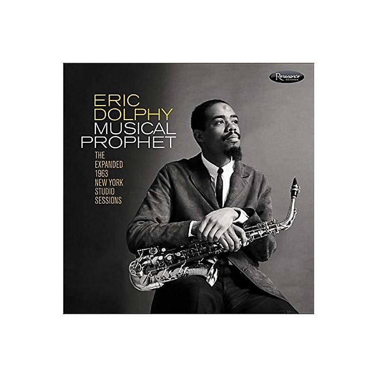 Alliance Eric Dolphy - Musical Prophet: The Expanded 1963 New York Studio Sessions (CD)