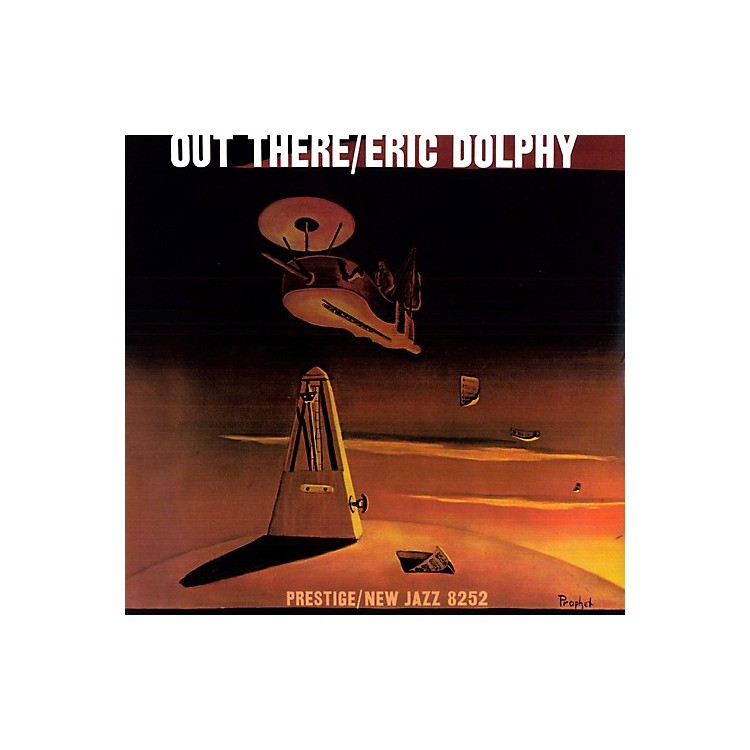 AllianceEric Dolphy - Out There