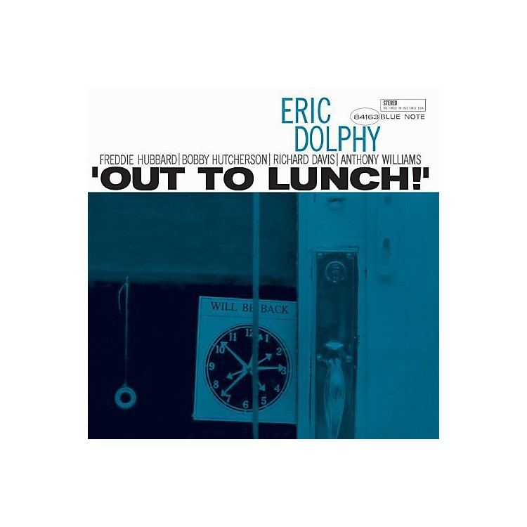 AllianceEric Dolphy - Out to Lunch
