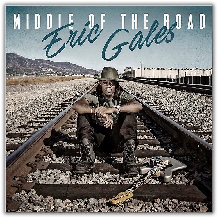 WEAEric Gales - Middle of The Road Vinyl LP