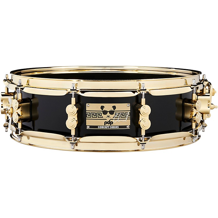 PDP by DWEric Hernandez Signature Maple Snare Drum14 x 4 in.Black