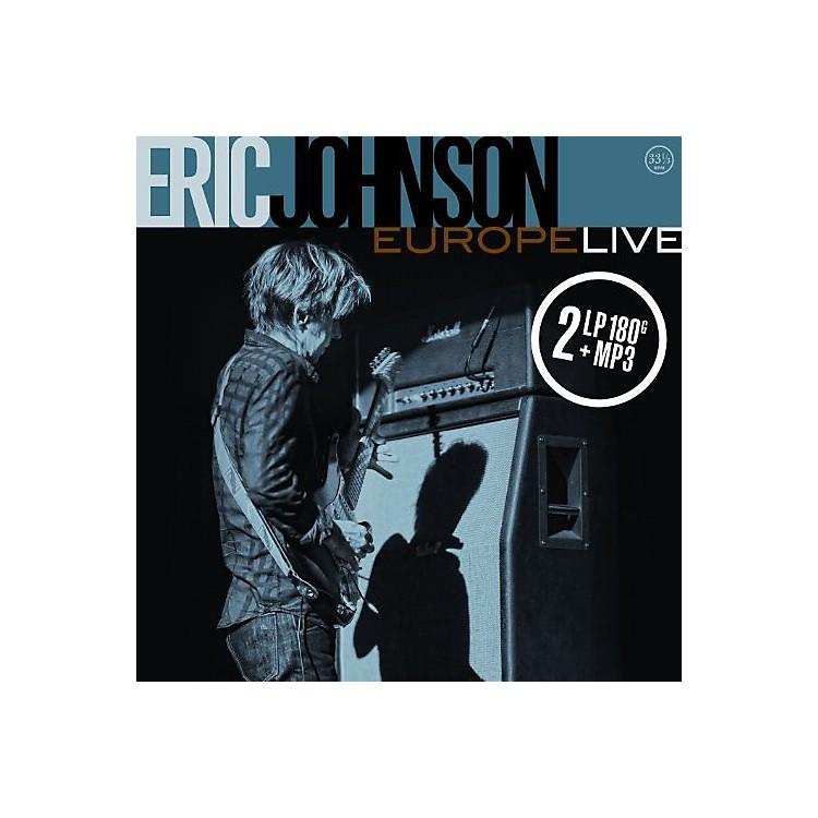 AllianceEric Johnson - Europe Live