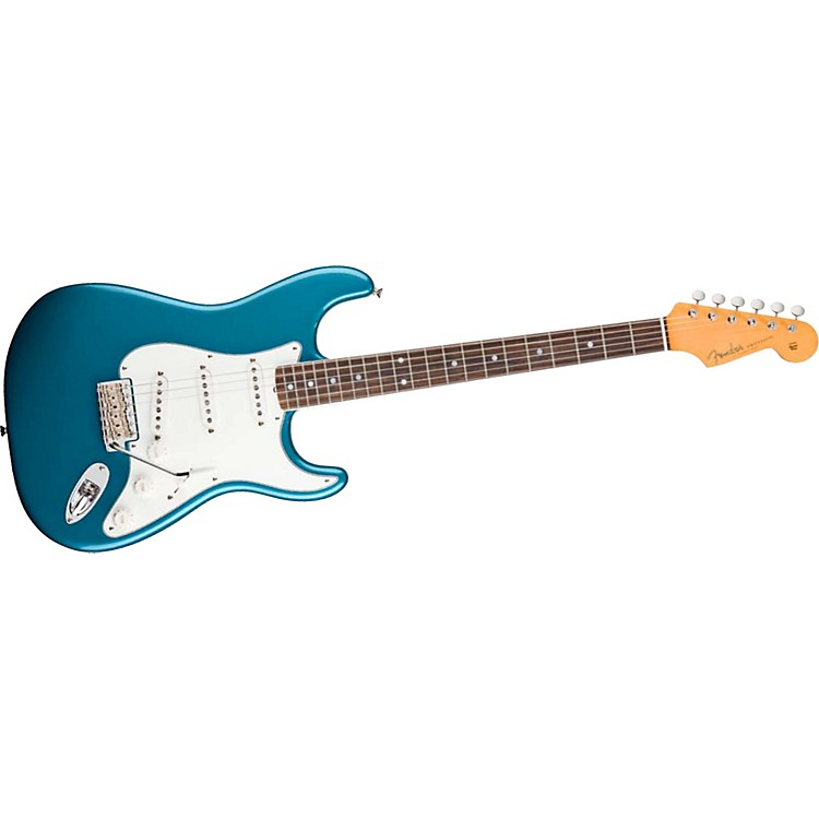 FenderEric Johnson Stratocaster RW Electric GuitarLucerne Aqua Firemist
