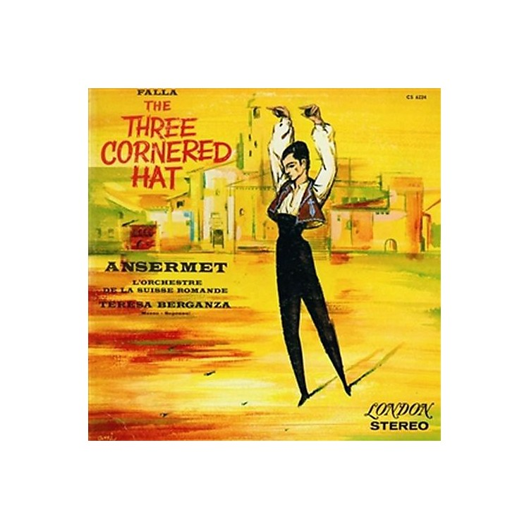 AllianceErnest Ansermet - Falla the Three Cornered Hat