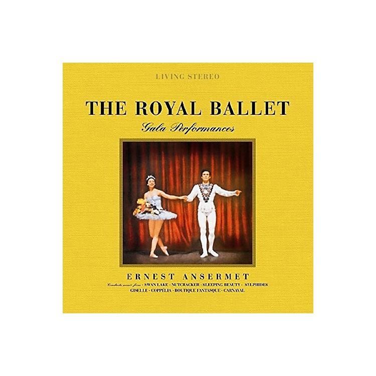 AllianceErnest Ansermet - Royal Ballet: Gala Performances