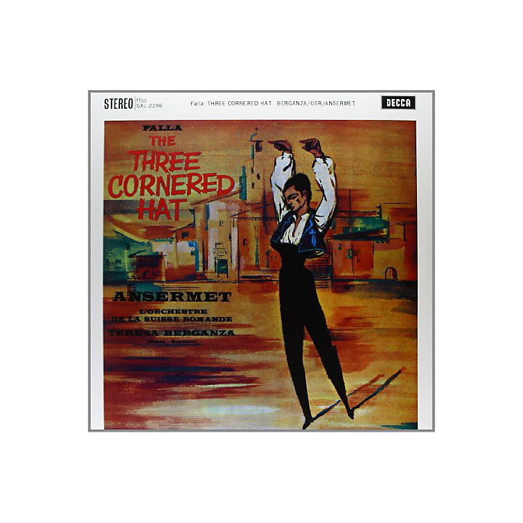 Alliance Ernest Ansermet - Three-Cornered Hat