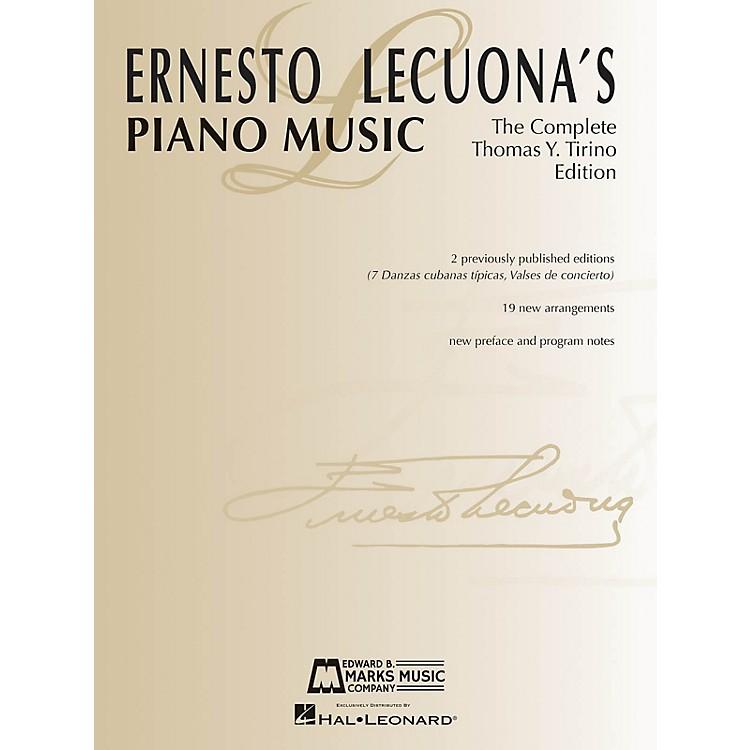 Edward B. Marks Music CompanyErnesto Lecuona's Piano Music (The Complete Thomas Y. Tirino Edition) E.B. Marks Series Softcover