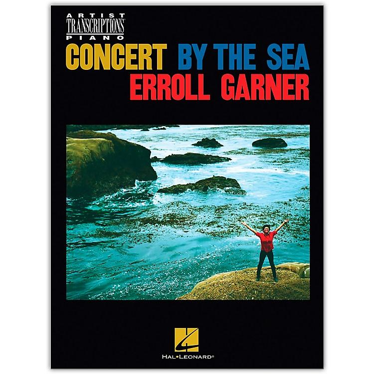 Hal LeonardErroll Garner - Concert by the Sea Artist Transcriptions Series Softcover Performed by Erroll Garner