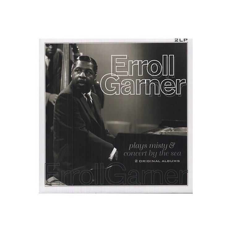 Alliance Erroll Garner - Plays Misty + Concert By the Sea-2 Original Albums