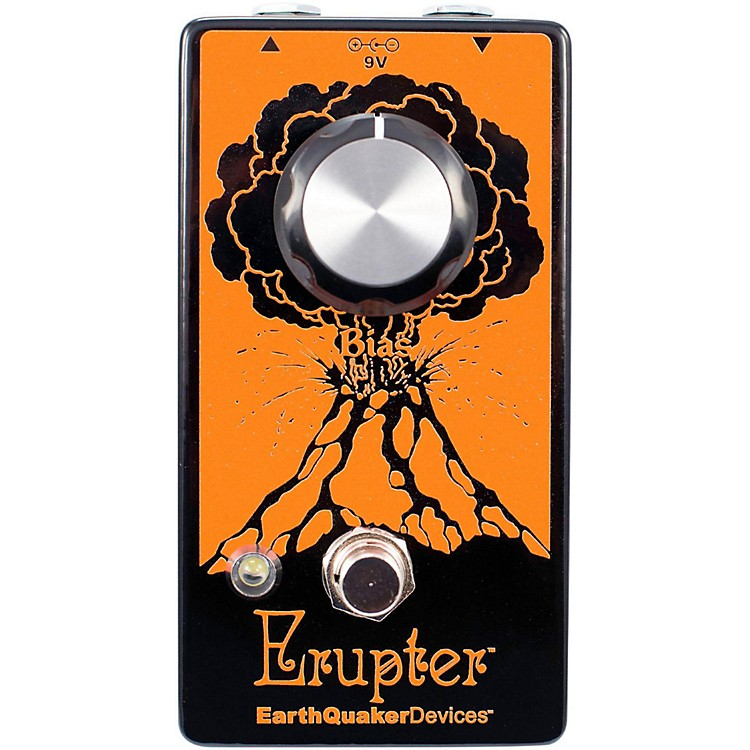 EarthQuaker DevicesErupter Fuzz Effects Pedal