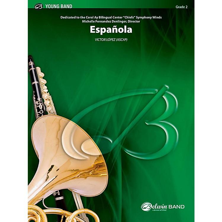 BELWINEspa±ola Concert Band Grade 2 (Easy)