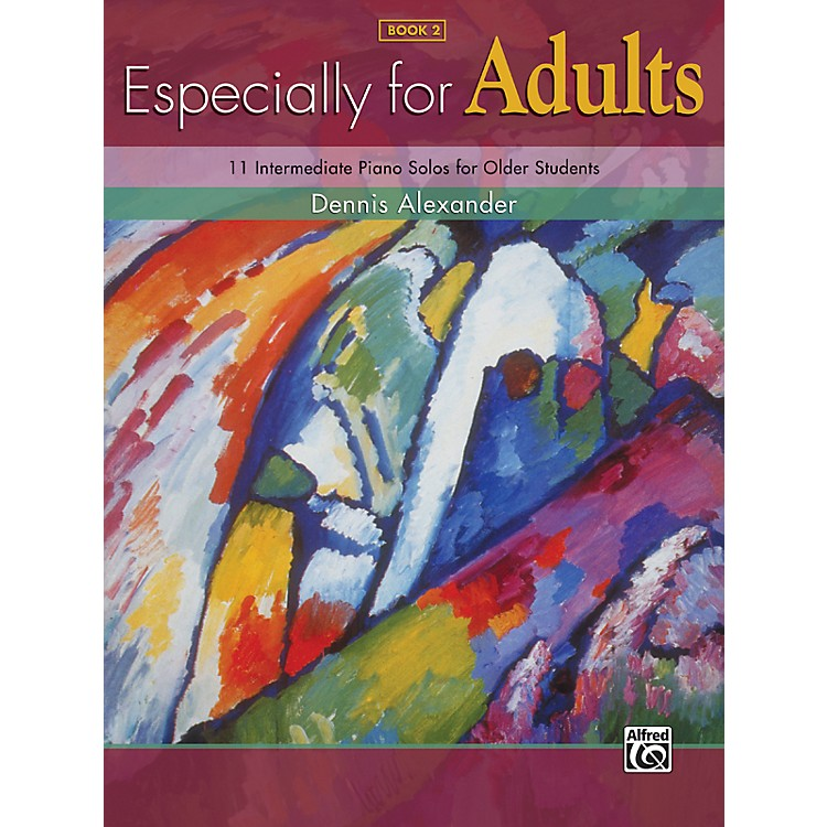 AlfredEspecially for Adults Book 2