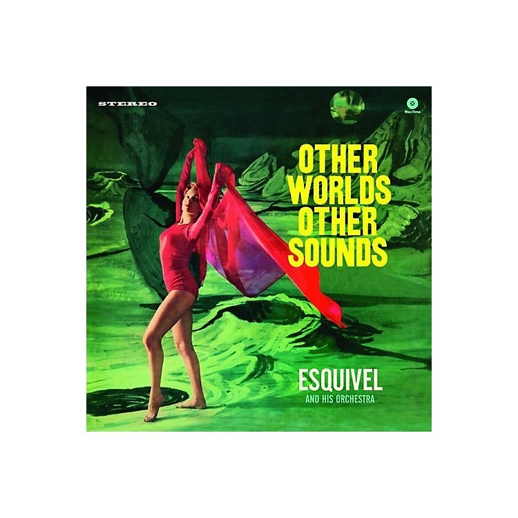 AllianceEsquivel & His Orchestra - Other Worlds Other Sounds