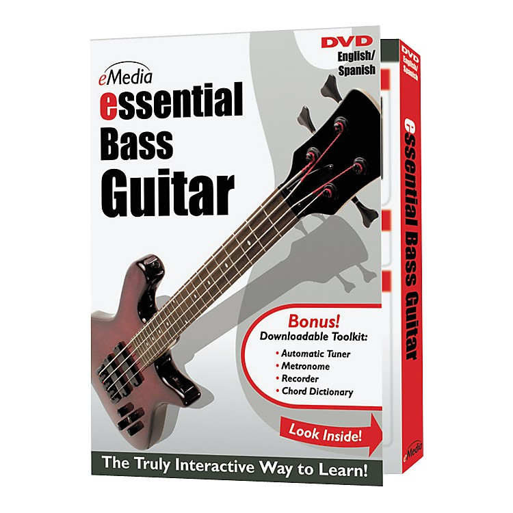 Emedia Essential Bass Instructional DVD
