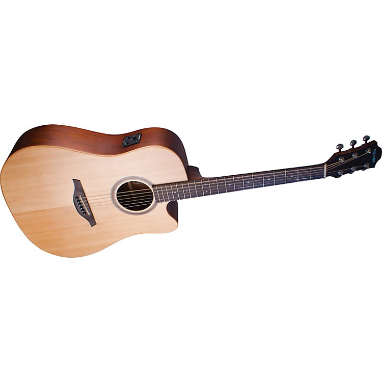 Hohner Essential EL-SD PLUS Cutaway Acoustic-Electric Guitar