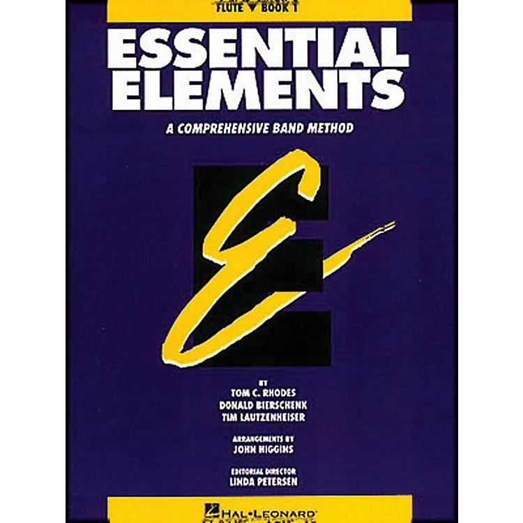 Hal LeonardEssential Elements Book 1 Flute