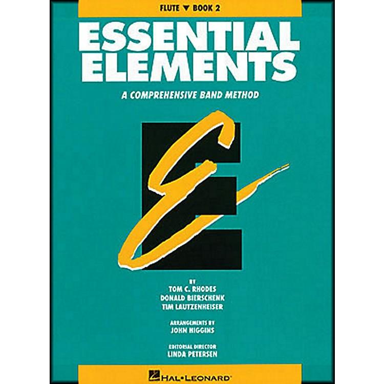 Hal LeonardEssential Elements Book 2 Flute