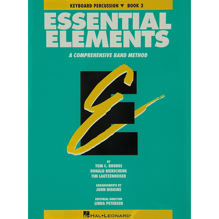 Hal Leonard Essential Elements Book 2 Keyboard Percussion