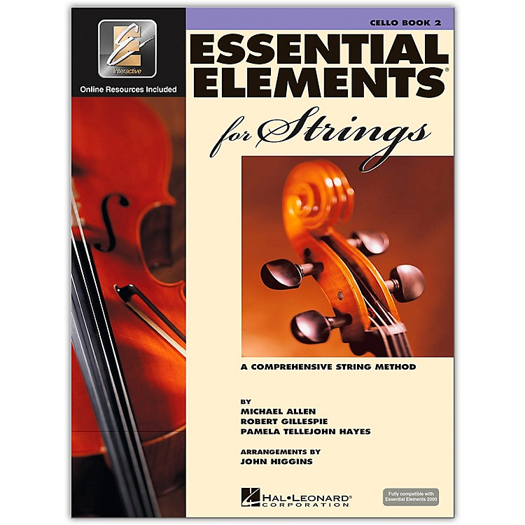 Hal LeonardEssential Elements For Strings Cello (Book 2 with EEi)
