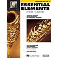 Hal Leonard Essential Elements French Edition EE2000 Alto Saxophone Essential Elements for Band Series Book Media Online
