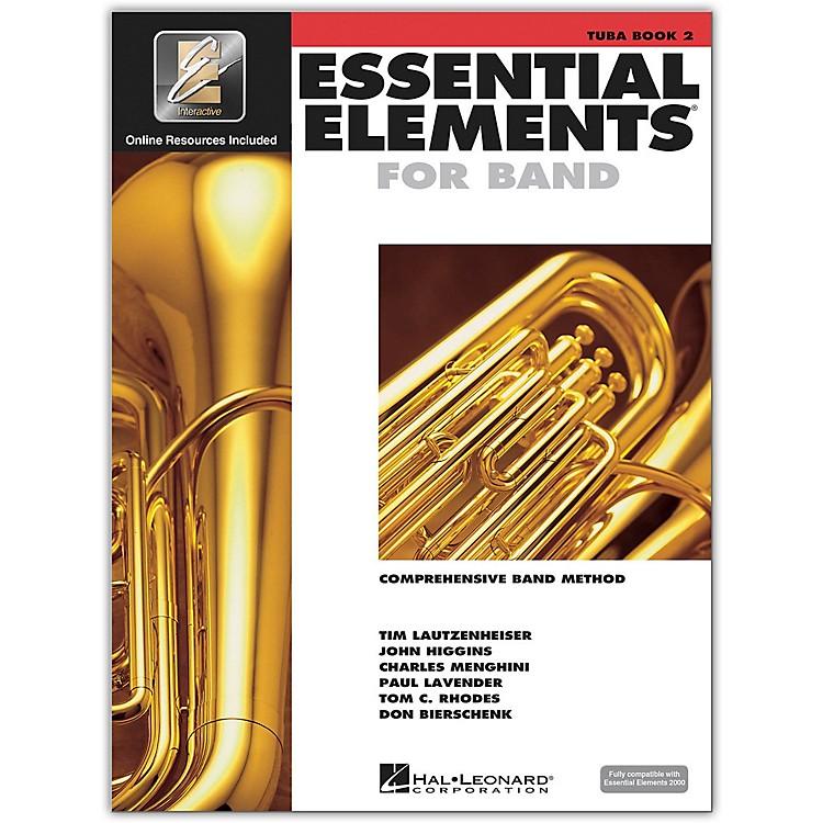 Hal LeonardEssential Elements for Band - Tuba 2 Book/Online Audio