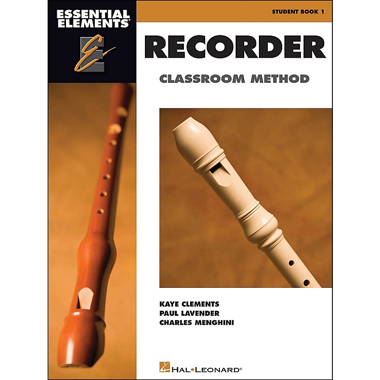 Hal LeonardEssential Elements for Recorder Classroom Edition