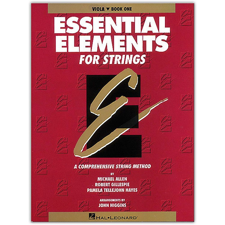 Hal LeonardEssential Elements for Strings Book 1 Viola