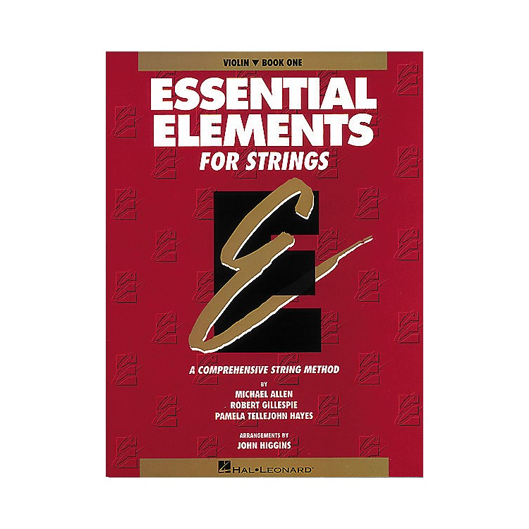 Hal Leonard Essential Elements for Strings Book 1 Violin