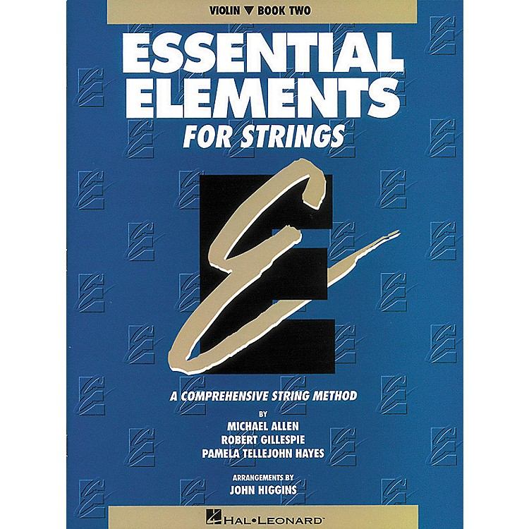 Hal Leonard Essential Elements for Strings Book 2 Violin