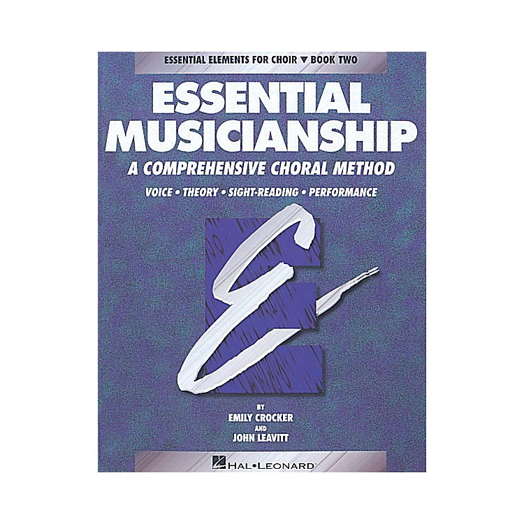 Hal LeonardEssential Musicianship Level Two Teacher Edition