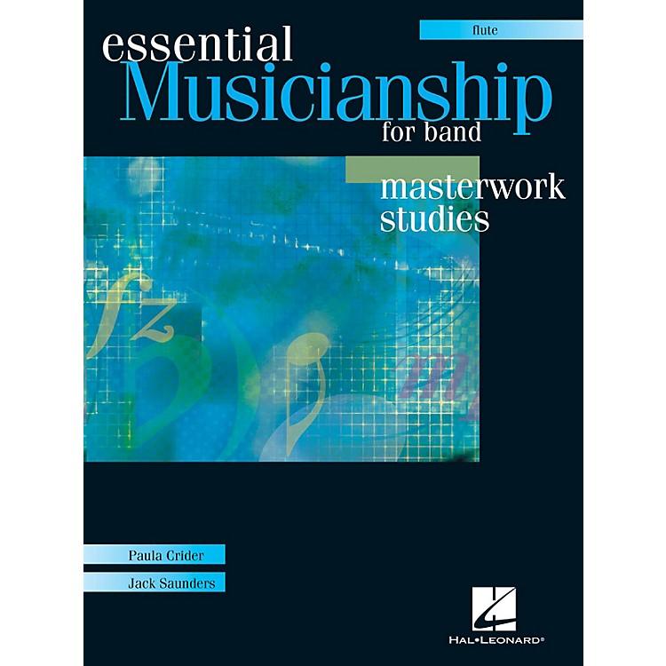 Hal LeonardEssential Musicianship for Band - Masterwork Studies Concert Band