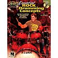 Musicians Institute Essential Rock Drumming Concepts-An Encyclopedia of Progressive Rhythmic Techniques BK/CD by Jeff Bowders