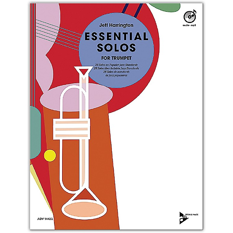 ADVANCE MUSICEssential Solos for Trumpet Book & CD