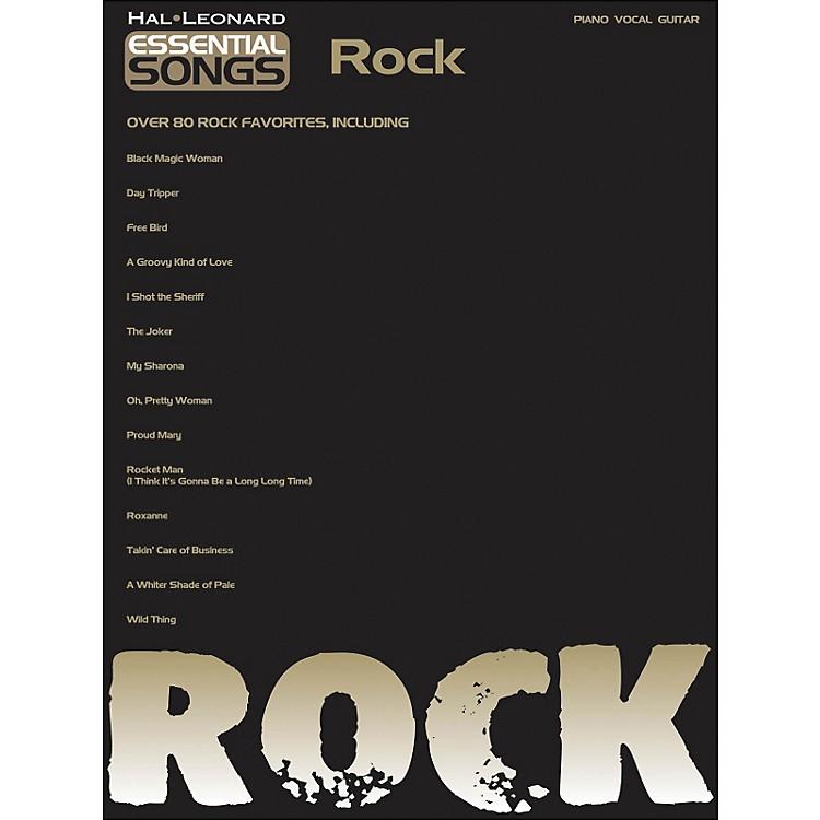 Hal Leonard Essential Songs