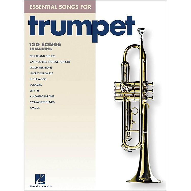 Hal LeonardEssential Songs For Trumpet