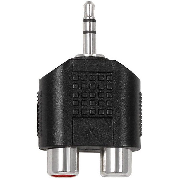 LivewireEssential Y-Adapter 3.5 mm TRS to RCA Female