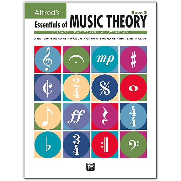 AlfredEssentials Of Music Theory Series Book 3