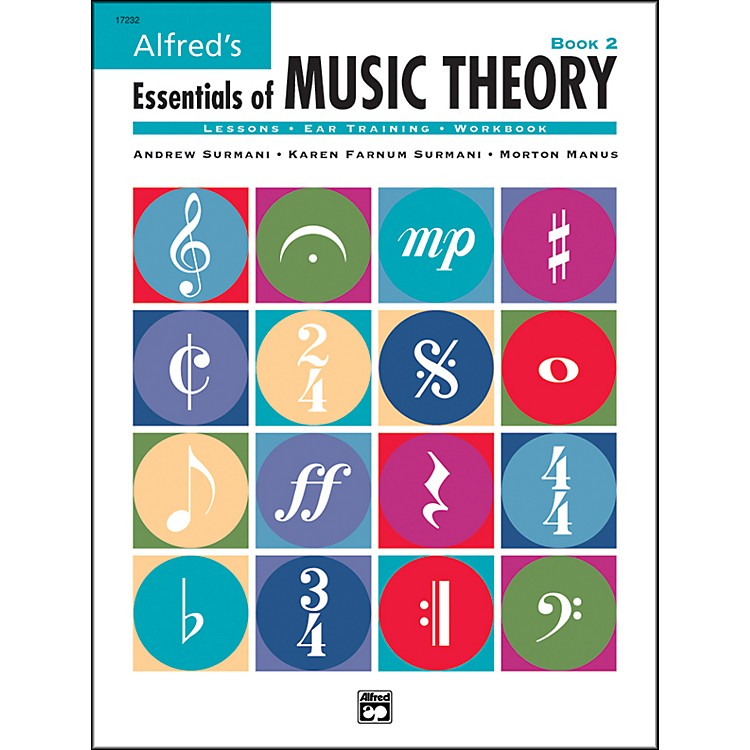 Alfred Essentials of Music Theory Book 2