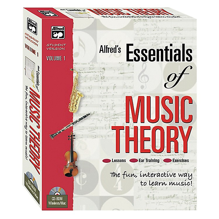 AlfredEssentials of Music Theory Lab Pak 30, Volume 1
