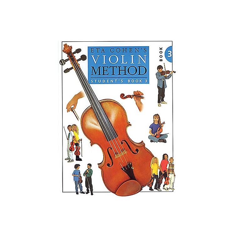 Music Sales Eta Cohen: Violin Method Book 3 - Student's Book Music Sales America Series