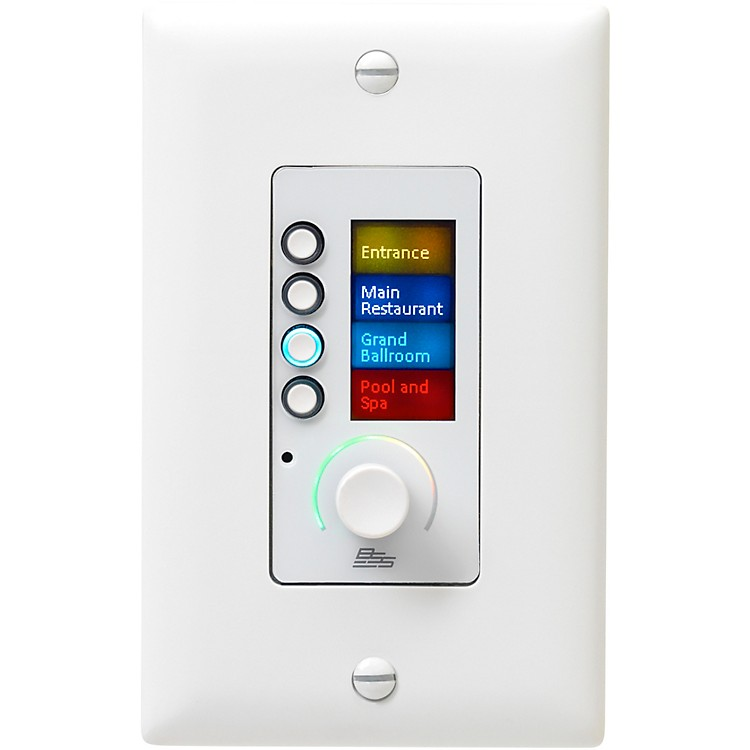 BSS AudioEthernet Control With 4 Button and Volume