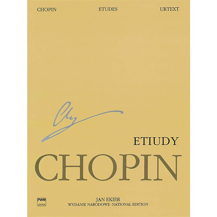 PWMEtudes (Chopin National Edition 2A, Vol. II) PWM Series Softcover