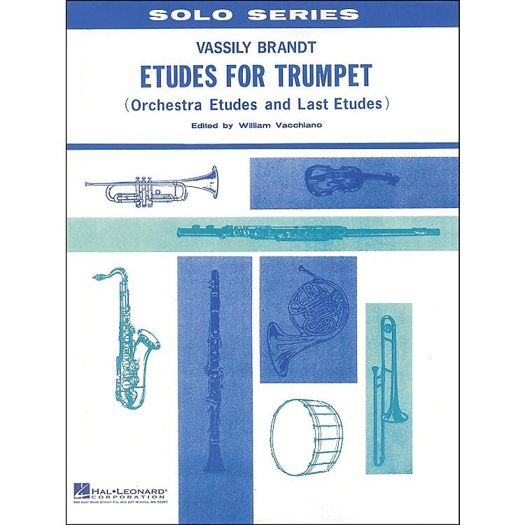 Hal LeonardEtudes for Trumpet