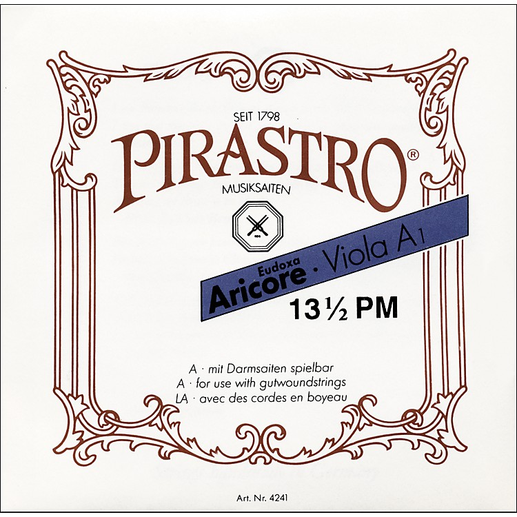 PirastroEudoxa Aricore Violin A StringA, 13 Ga