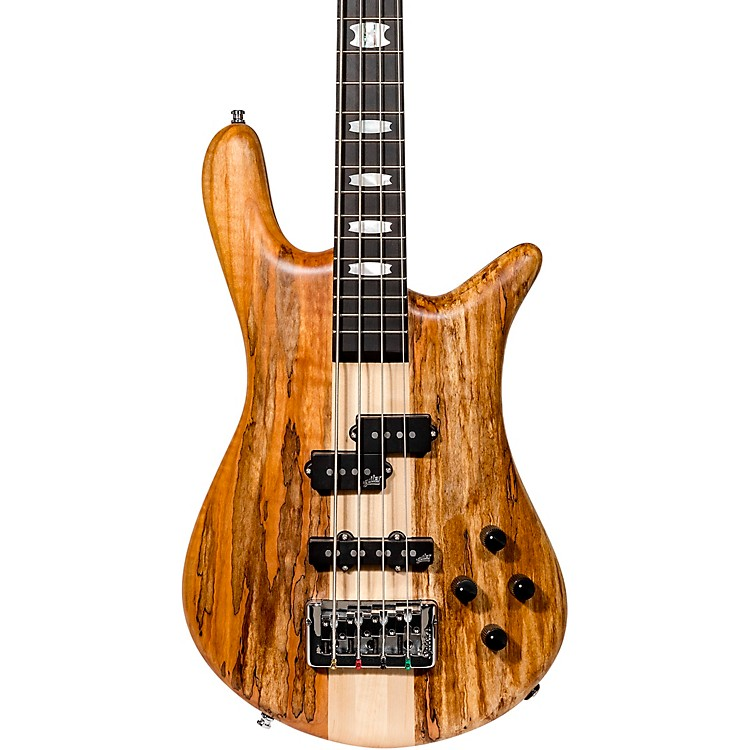 SpectorEuro4LX Limited Edition 4-String Electric BassGloss Natural