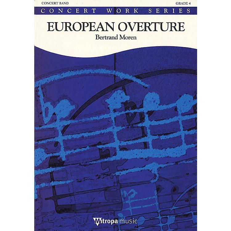 De Haske MusicEuropean Overture Concert Band Level 4 Composed by Bertrand Moren